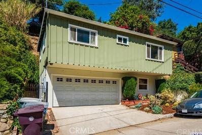 629 Canyon Drive, Glendale, CA 91206 - MLS#: 319004597