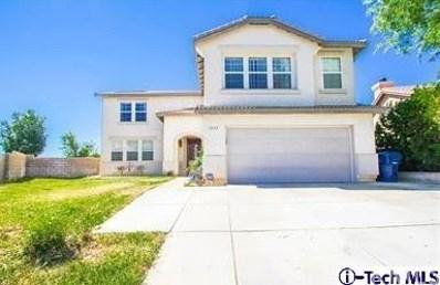 1222 Valiant Street, Lancaster, CA 93534 - MLS#: 319004625