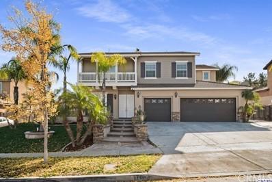 1708 Paseo Vista, Corona, CA 92881 - MLS#: 319004931