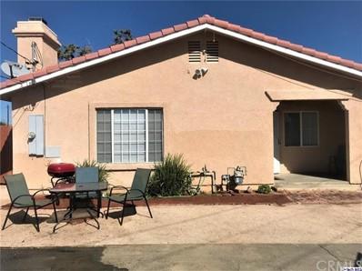 38466 12th Street, Palmdale, CA 93550 - MLS#: 319005002