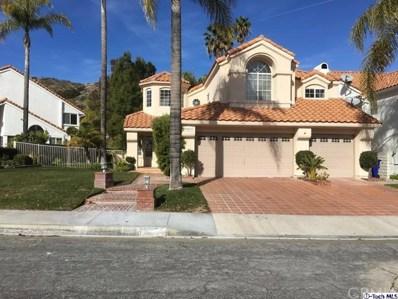 25433 hardy Place, Stevenson Ranch, CA 91381 - MLS#: 320000102