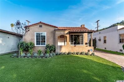 522 Zinnia Lane, Glendale, CA 91205 - MLS#: 320000155
