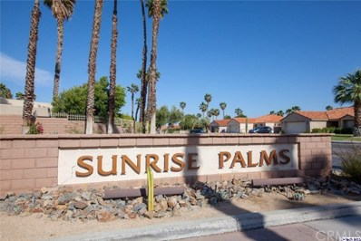 2880 Sunflower Circle, Palm Springs, CA 92262 - MLS#: 320000230