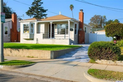 571 Toolen Place, Pasadena, CA 91103 - MLS#: 320000266