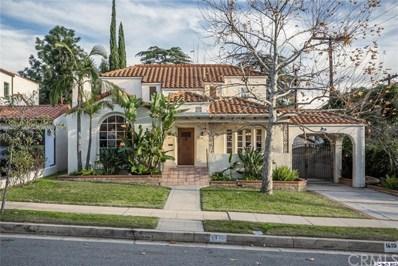 1410 El Miradero Avenue, Glendale, CA 91201 - MLS#: 320000282