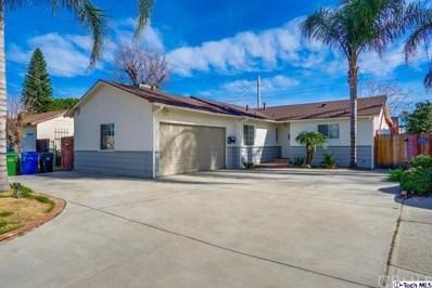 7344 Wilbur Avenue, Reseda, CA 91335 - MLS#: 320000479