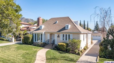 1414 Virginia Avenue, Glendale, CA 91202 - MLS#: 320000555