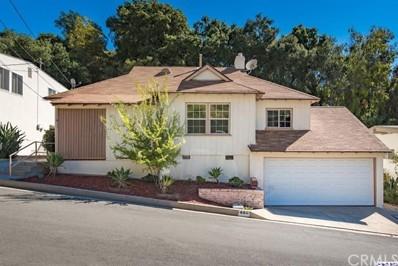444 Devonshire Lane, Glendale, CA 91206 - MLS#: 320000886