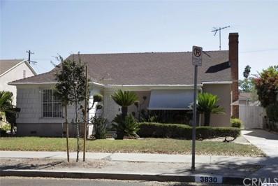 3830 Grayburn Avenue, Los Angeles, CA 90008 - MLS#: 320000944