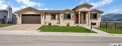 9327 Hillrose Street, Shadow Hills, CA 91040 - MLS#: 320001312