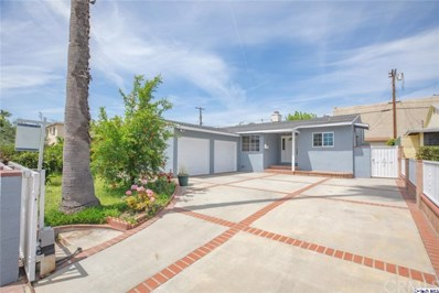 12549 Barbara Ann Street, North Hollywood, CA 91605 - MLS#: 320001427