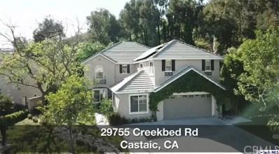 29755 Creekbed Road, Castaic, CA 91384 - MLS#: 320001560