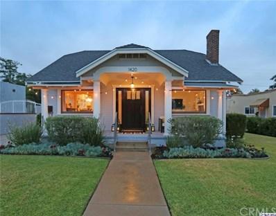 1420 N Dominion Avenue, Pasadena, CA 91104 - MLS#: 320001774