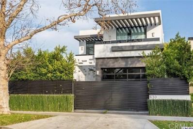 630 N Martel Avenue, Los Angeles, CA 90036 - MLS#: 320001950