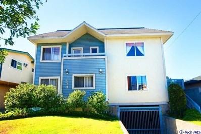 624 Milford Street UNIT 4, Glendale, CA 91203 - MLS#: 320002861