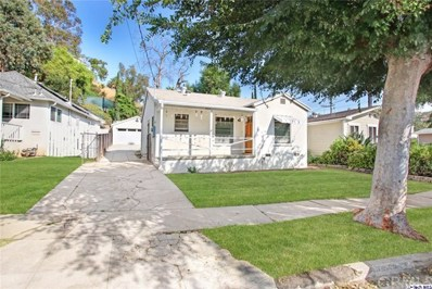 4812 Algoma Avenue, Eagle Rock, CA 90041 - MLS#: 320003074