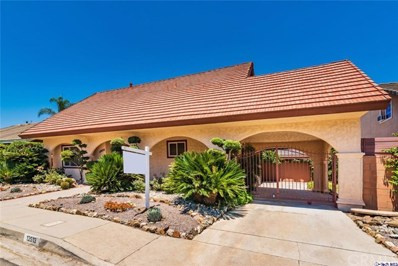 12513 Hesby Street, Valley Village, CA 91607 - MLS#: 320003178