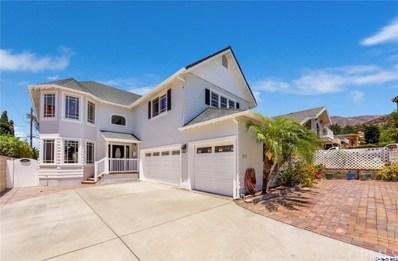 1037 E Orange Grove Avenue, Burbank, CA 91501 - MLS#: 320003194