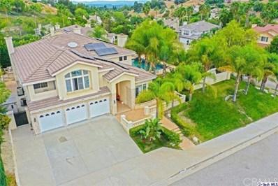17822 Greyhawk Place, Granada Hills, CA 91344 - MLS#: 320003866