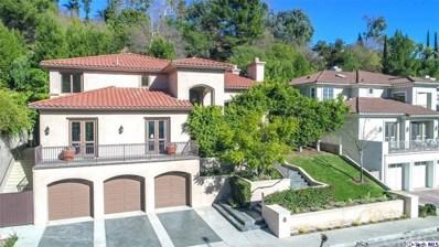 2826 Deep Canyon Drive, Beverly Hills, CA 90210 - MLS#: 320004078
