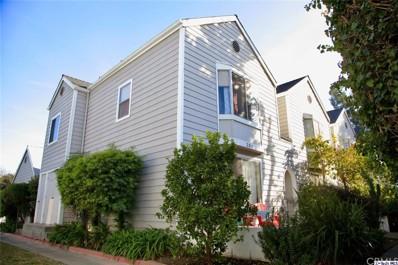 281 E Villa Street UNIT 4, Pasadena, CA 91101 - MLS#: 320004498