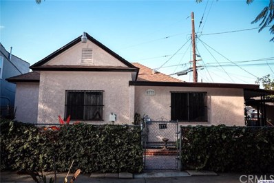 5777 Aldama Street, Los Angeles, CA 90042 - MLS#: 320004553