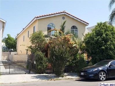1285 W 35 TH Place, Los Angeles, CA 90007 - MLS#: 320005038