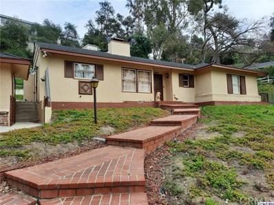 1645 Las Flores Drive, Glendale, CA 91207 - MLS#: 320005192
