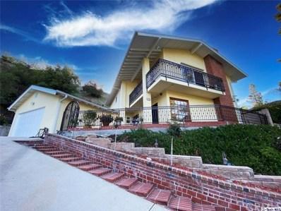 1524 Colina Drive, Glendale, CA 91208 - MLS#: 320005824
