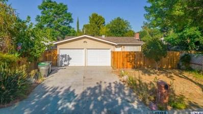 25160 Everett Drive, Newhall, CA 91321 - MLS#: 320006540