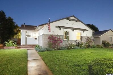 2640 N Buena Vista Street, Burbank, CA 91504 - MLS#: 320006675