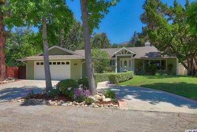 4812 Ocean View Boulevard, La Canada Flintridge, CA 91011 - MLS#: 320006982