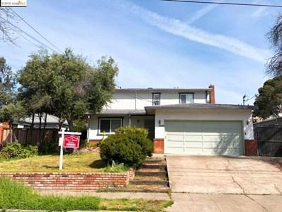 2821 Sparks Way, Hayward, CA 94541 - MLS#: 40860241