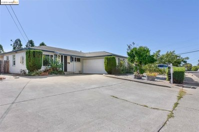 2808 Ruff Avenue, Pinole, CA 94564 - MLS#: 40880647