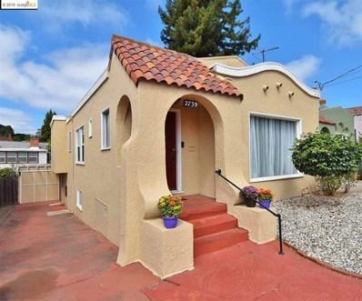 2739 Grande Vista Avenue, Oakland, CA 94601 - MLS#: 40881110