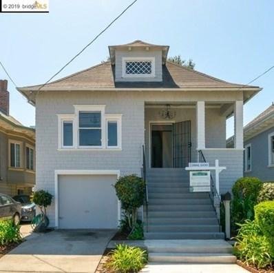 455 36th Street, Oakland, CA 94609 - MLS#: 40883405