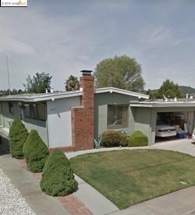 4253 Jana Vista Rd, El Sobrante, CA 94803 - MLS#: 40884039