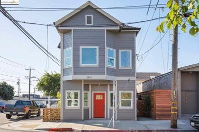 2801 Linden, Oakland, CA 94607 - MLS#: 40884517