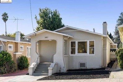 3457 Rhoda Ave, Oakland, CA 94602 - MLS#: 40885698