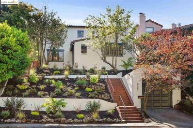 945 Euclid Ave, Berkeley, CA 94708 - MLS#: 40886008
