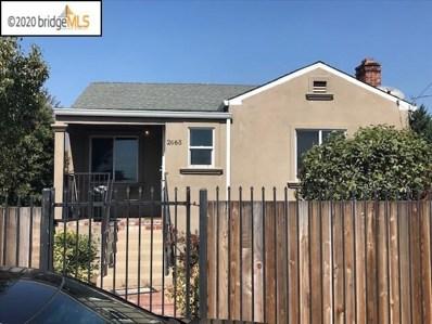 2665 Talbot Ave, Oakland, CA 94605 - MLS#: 40892637