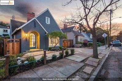 1265 Holman Rd, Oakland, CA 94610 - MLS#: 40892705