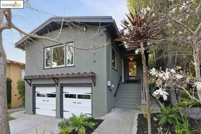 1270 Monterey Avenue, Berkeley, CA 94707 - MLS#: 40896269