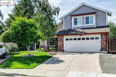 462 Larchwood Place, Oakley, CA 94561 - MLS#: 40903754