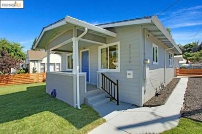 22736 4Th St, Hayward, CA 94541 - MLS#: 40910152