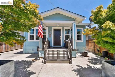 8032 Iris St, Oakland, CA 94605 - MLS#: 40910340