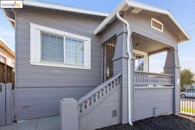 2000 92nd Ave, Oakland, CA 94603 - MLS#: 40910906