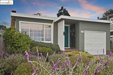 6451 Hazel Ave, Richmond, CA 94805 - MLS#: 40920657