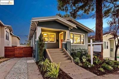 3622 Laurel Ave, Oakland, CA 94602 - MLS#: 40921668