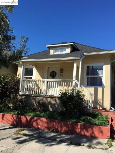 608 58th Street, Oakland, CA 94609 - MLS#: 40937154